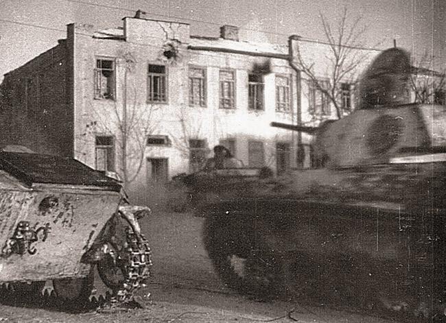 16 января 1943 года – день освобождения от немецко-фашистских захватчиков.